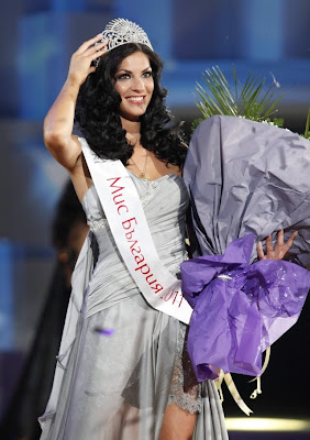 Miss Bulgaria 2011