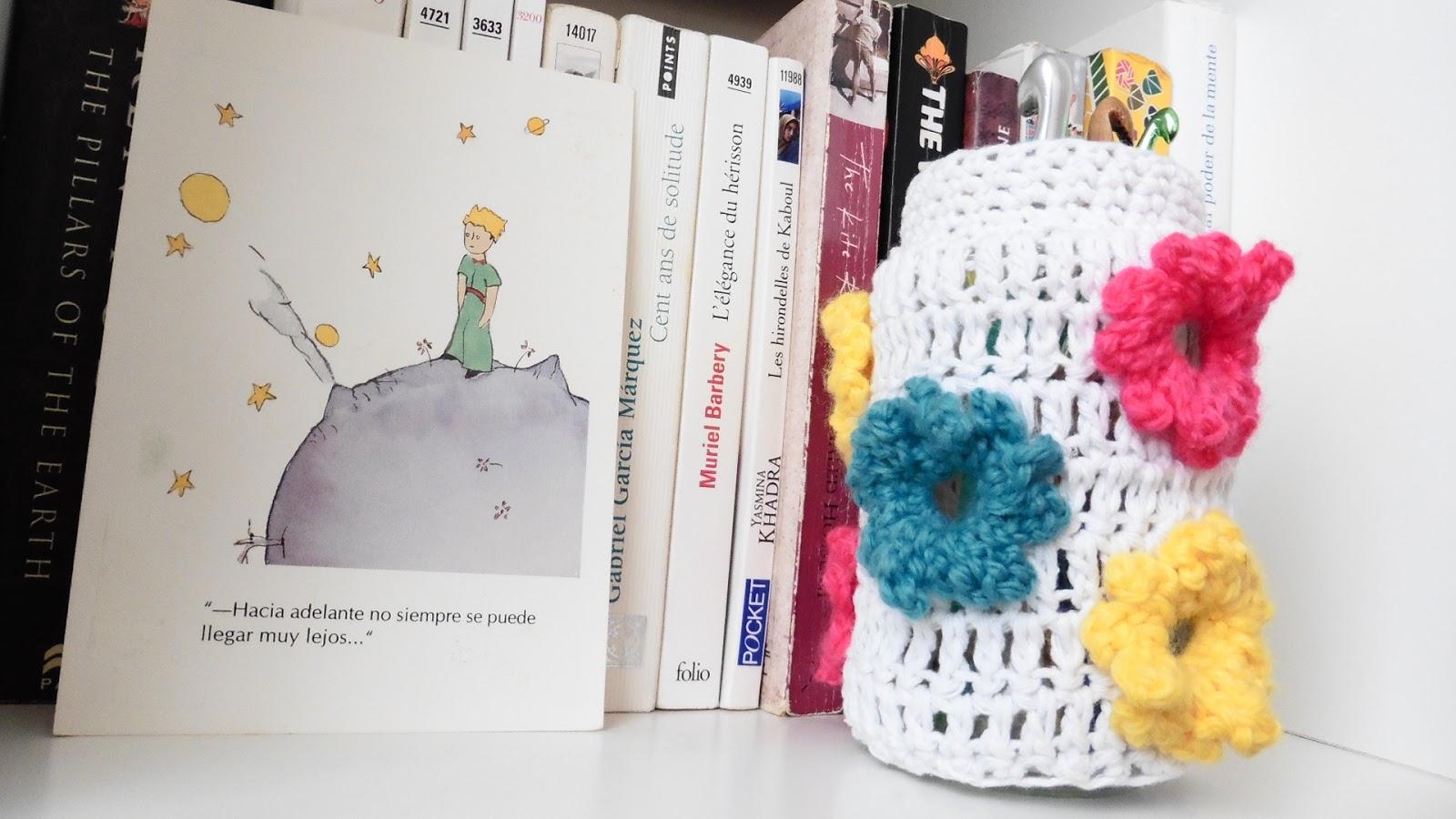 crochet ganchillo margaritas