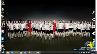 Germany National Football Team Fifa World Cup 2014 Theme For Windows 7 And 8