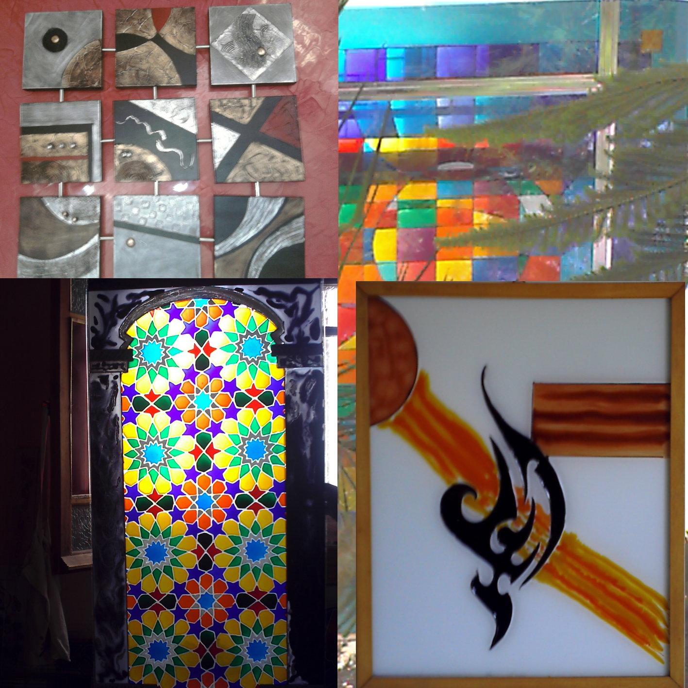 La maison du vitrail marocain for Andrieux la maison du vitrail