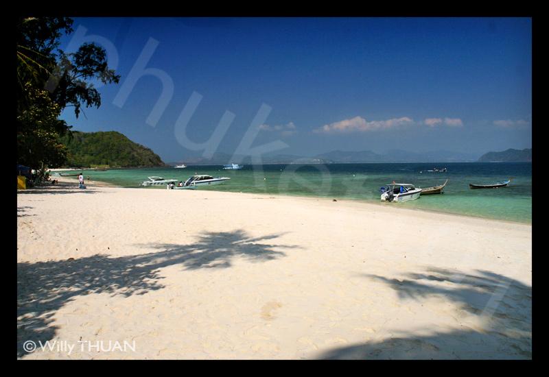 Coral Island - Phuket 101