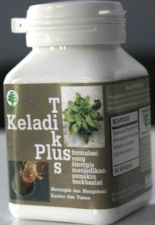 Keladikap Plus Herba Indo Utama Kediri