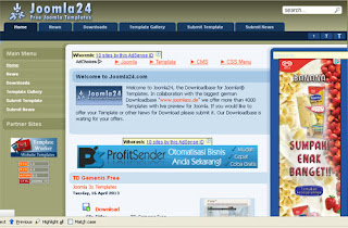 Download Template Joomla Free (Gratis)
