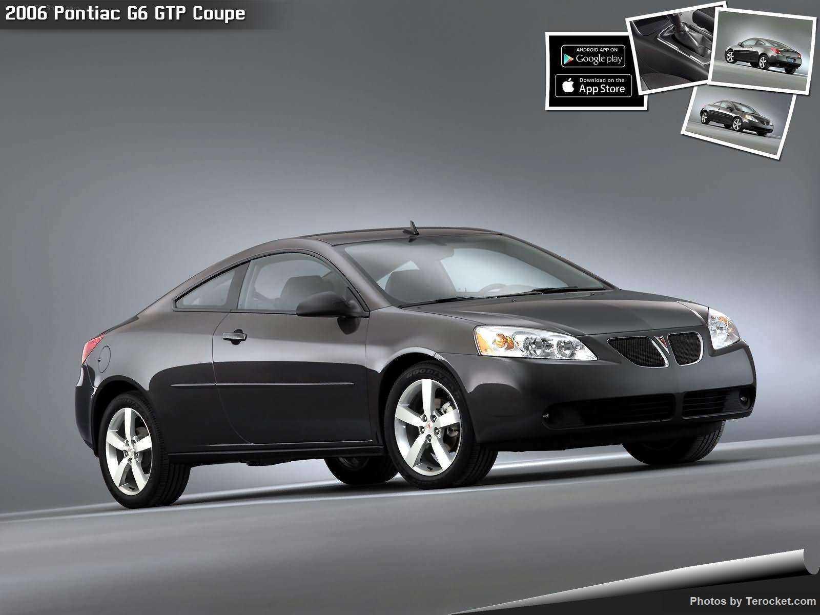Hình ảnh xe ô tô Pontiac G6 GTP Coupe 2006 & nội ngoại thất