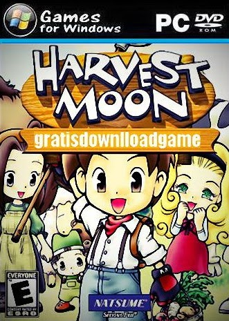 Download Game Harvest Moon Full For PC