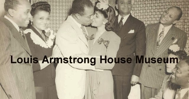 The Wonderful World Of Louis Armstrong Anniversary Madness Louis Armstrong House Museum Turns 10