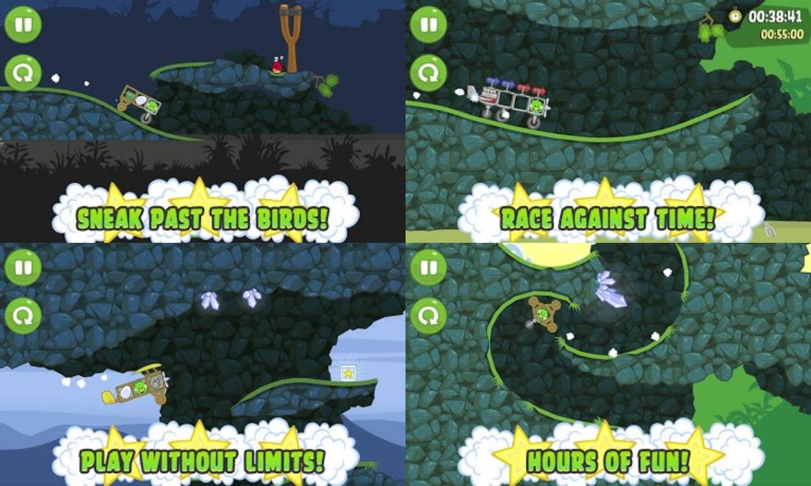 Bad Piggies HD v1.1.0 Apk | Android Games Download