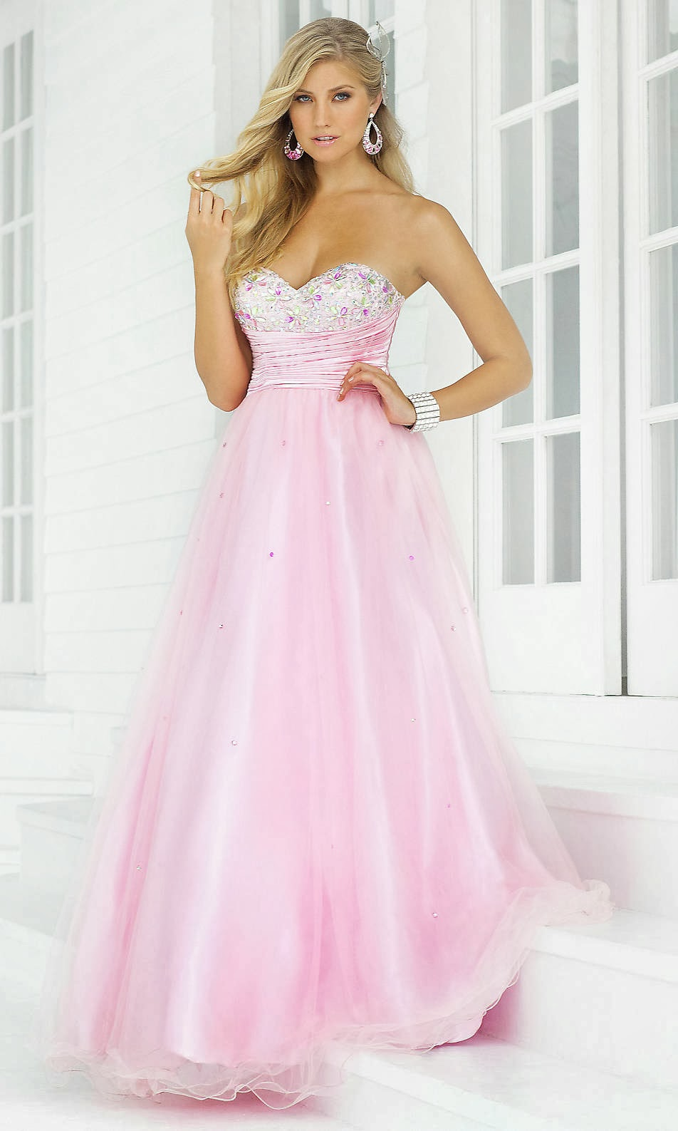 Pink Prom Dresses 2013 Top #3 Pink Pro...