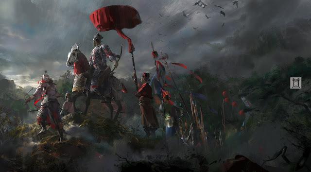 LINAN WARRIOR by Shuai Zhang