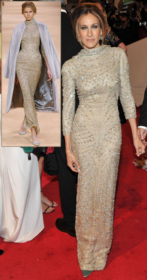 """Sarah Jessica Parker McQueen sparkling dress Met Gala 2011 ... Ang Lee's mainstream """"gay cowboy"""" romance turns out to be as ..."""