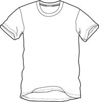 download template desain baju photoshop