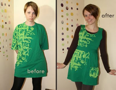 how to make a t-shirt into an armsling