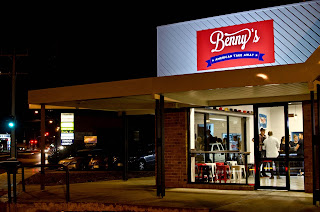 Benny's American Take Away Woodville