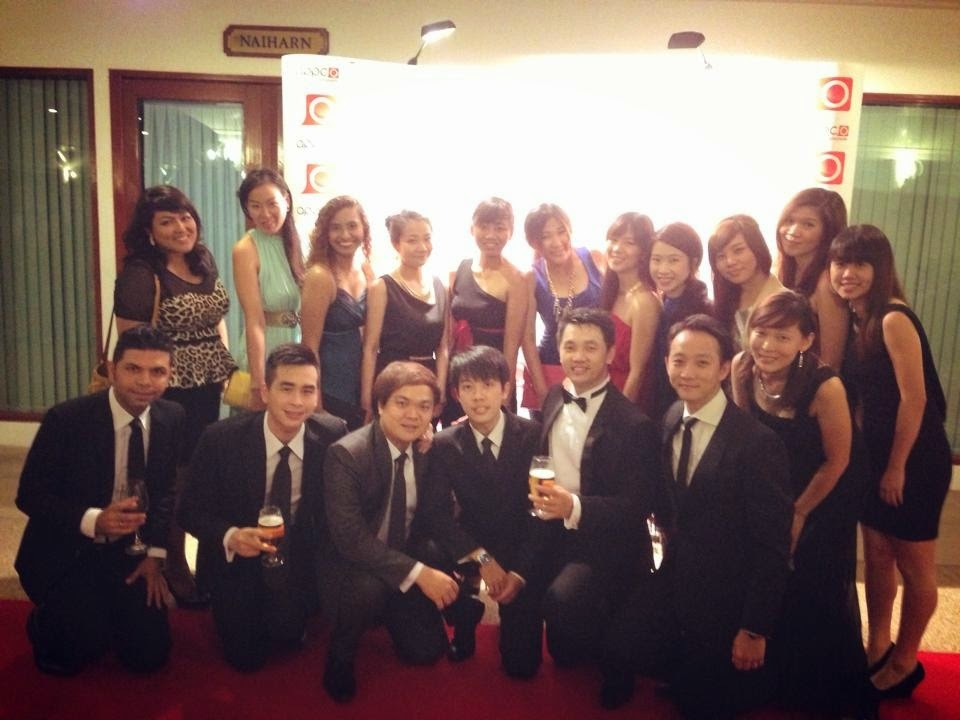 Redwoods Advance Singapore' R&R Award Dinner and Asian Administrators Conference in Phuket Thailand - Gala Dinner
