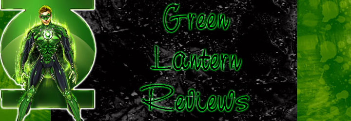 Green Lantern Reviews