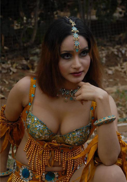 anu vaishnavi hot photoshoot