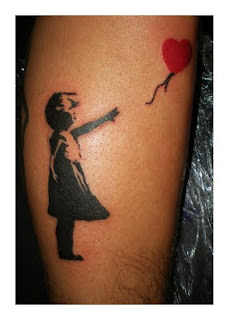 GIRL-BALLOON-Banksy-TATTOO