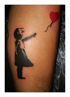 GIRL-BALLOON-Banksy-TATTOO