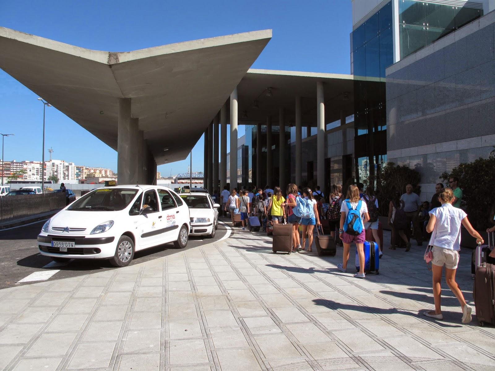 Puerto bah a de algeciras blog la actividad en el puerto bah a de algeciras crece un 15 en el - Puerto de algeciras hoy ...