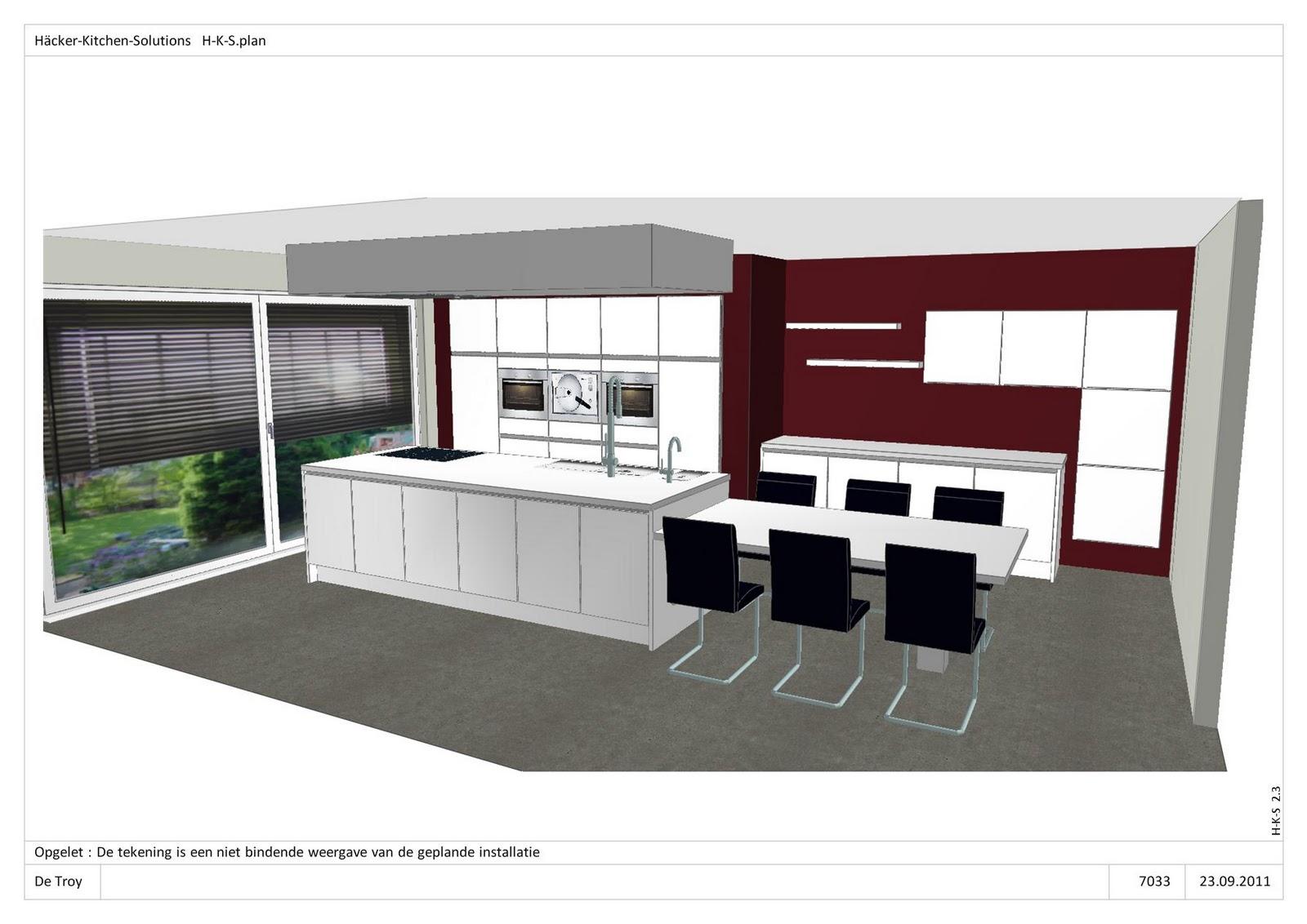 Ons bouwavontuur 3d foto 39 s van de keuken for Keuken 3d planner