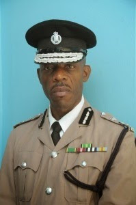 Dr. Carl Williams, Jamaican Police Commissioner