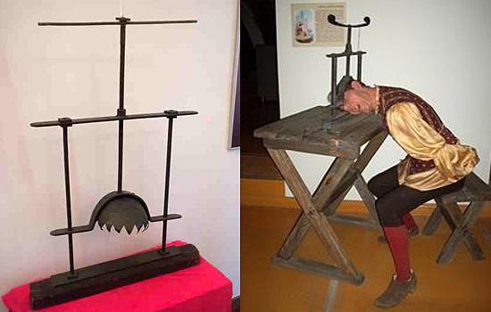Torturas Medievais - Esmaga Cabeças