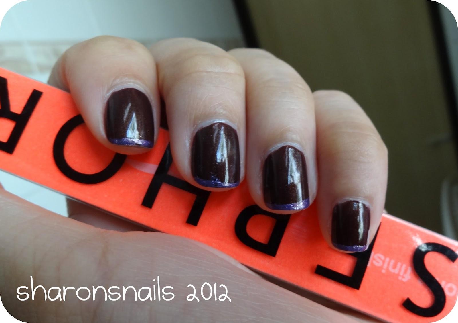 Sharon\'s Nails: Sephora Nail Files