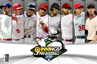 9 Innings: Pro Baseball 2013 iphone