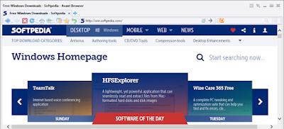 برنامج متصفح افانت Avant Browser 2015