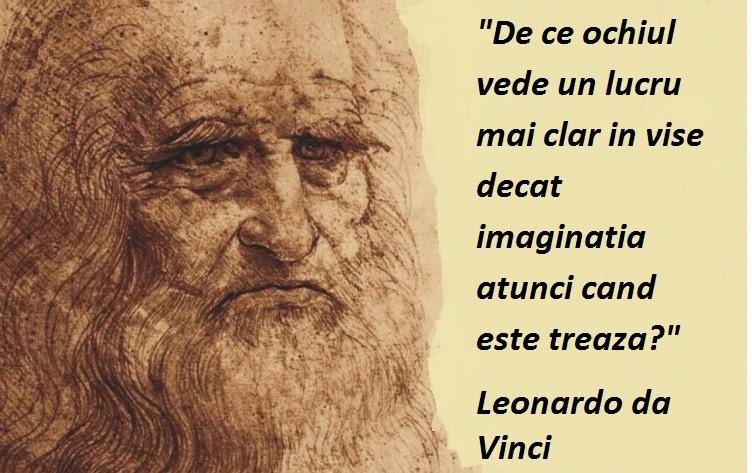Citate Leonardo Da Vinci