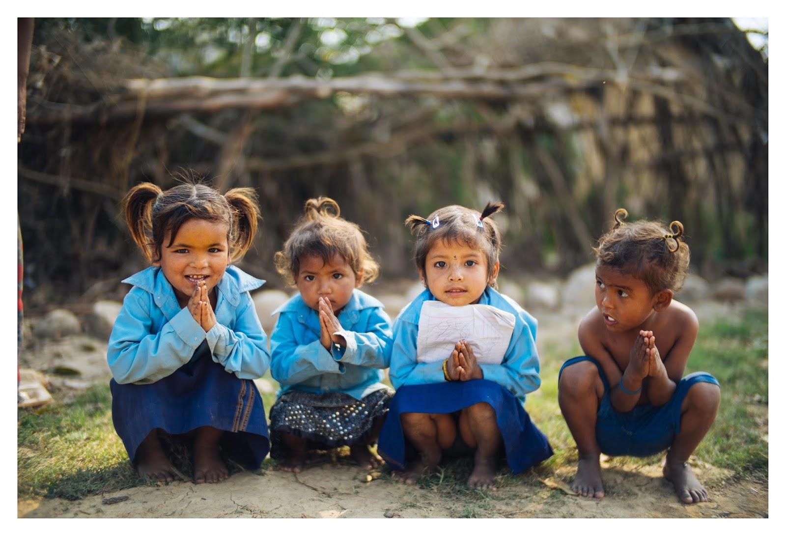 One Photo Per Child - Nepal