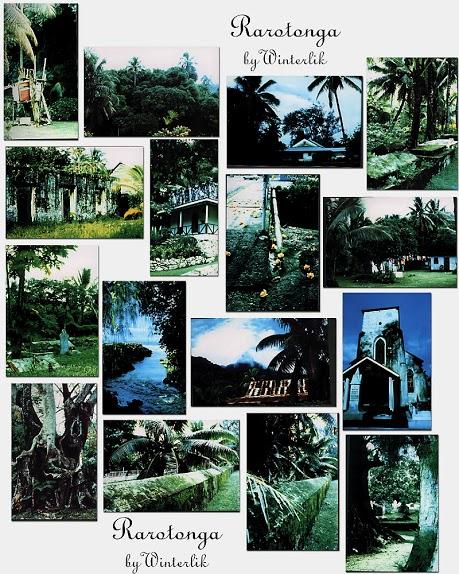 1999 Rarotonga