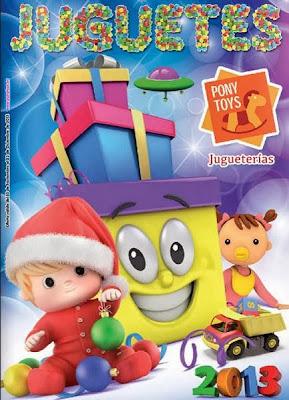 juguetes de navidad 2013 pony toys