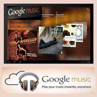 Interesting Things about Google Music (music.google.com)