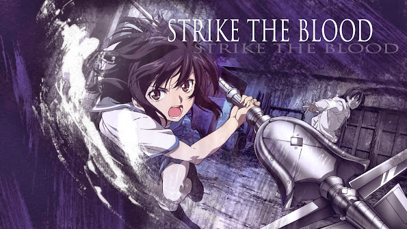 Strike The Blood Anime 40