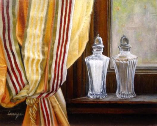 painting shiny silky fabric