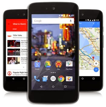 Keunggulan Smartphone Android One Nexian Journey