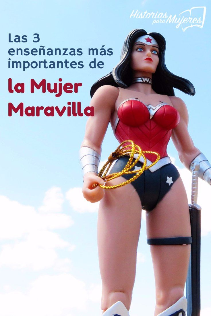 Mujer Maravilla High Resolution