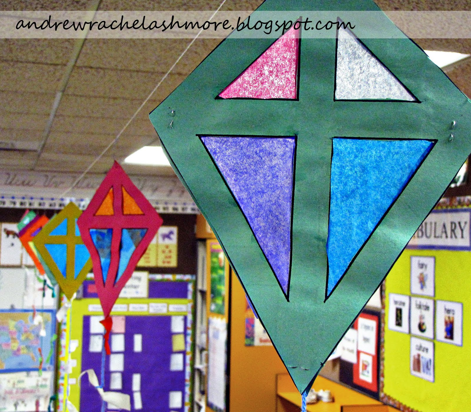 Printable Kite Craft