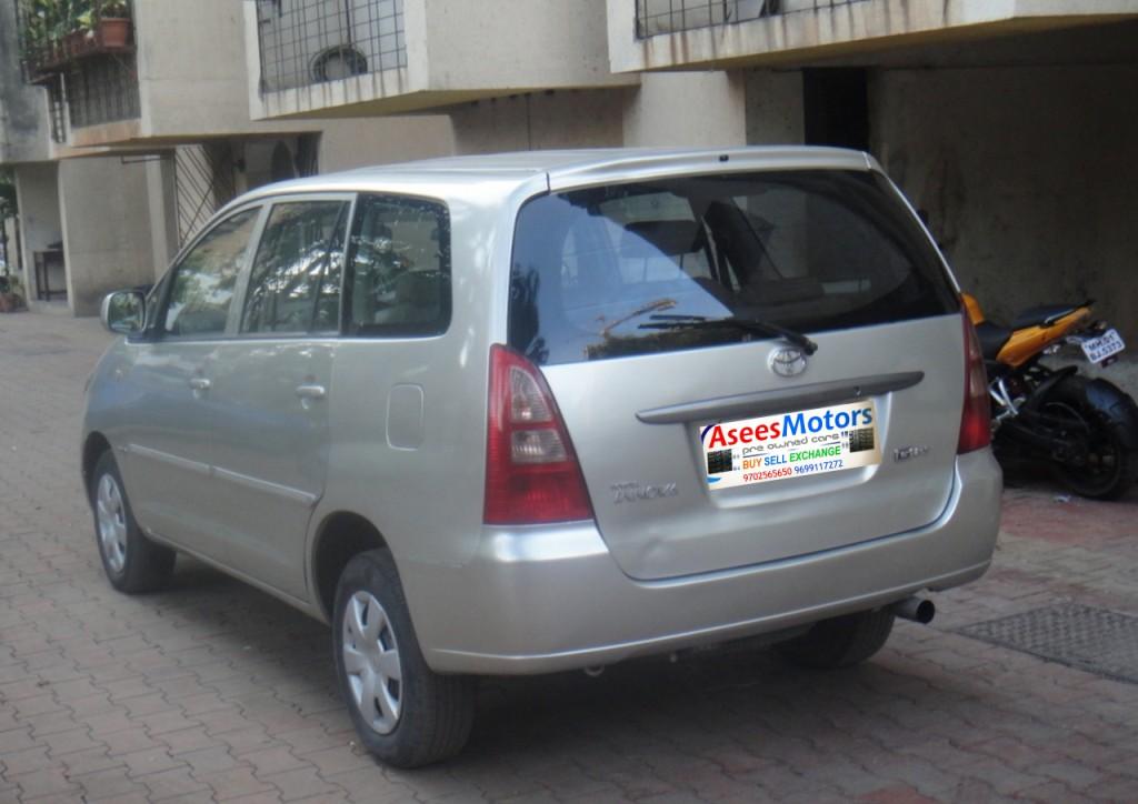 Used Cars in Mumbai : Innova 2008