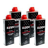 【ZIPPO】原廠專用打火機補充油