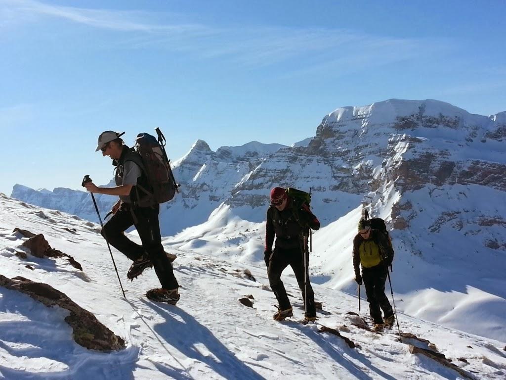 Pirineos: Canalroya-Vertice de Anayet