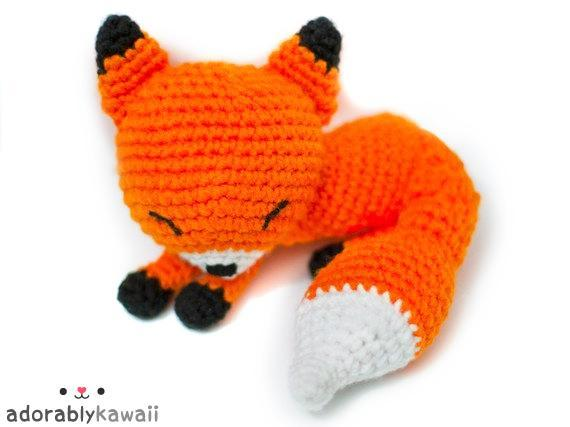 Fox Amigurumi Ravelry : Adorably Kawaii: Patterns