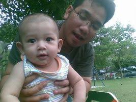 Hadeef Zafran 6 Bulan