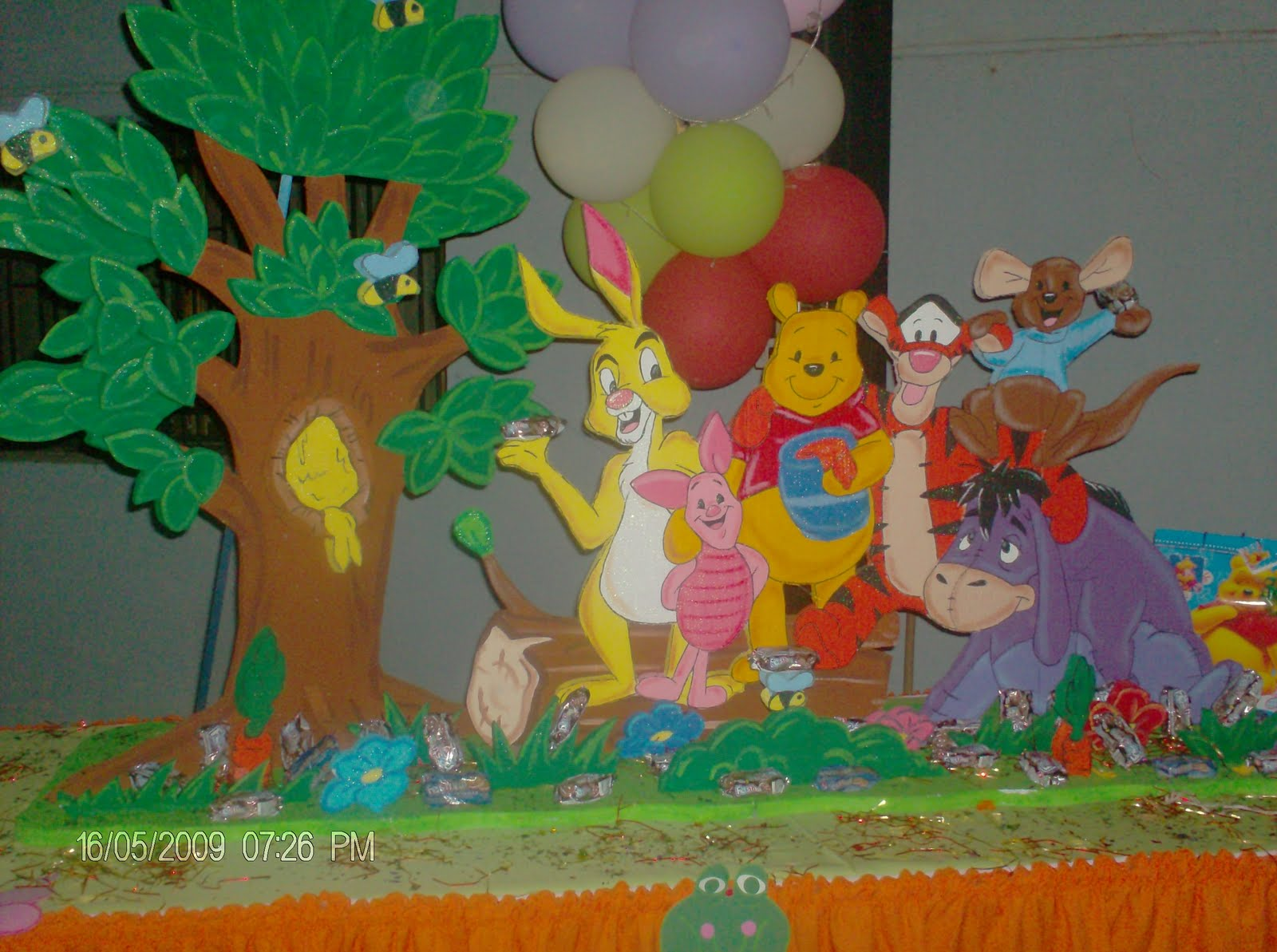 WonderLand: Decoraciones