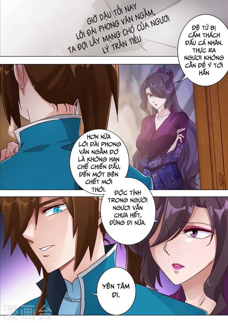 Linh Kiếm Tôn chap 184 - Trang 9