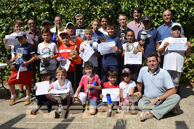 Escuela Infantil de Pesca de Aranjuez