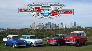The Edmonton and Area 567 Car Club