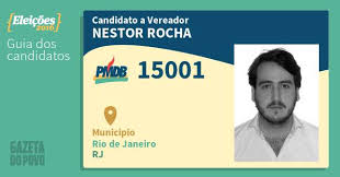 vereador Nestor Rocha 15001