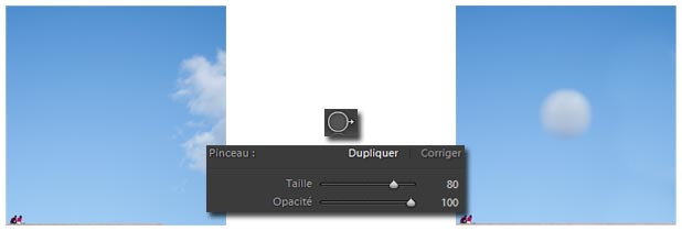 Lightroom - Retouche de tons directs